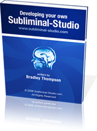 Subliminal Studio subliminal messages creation