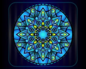 zen mandala